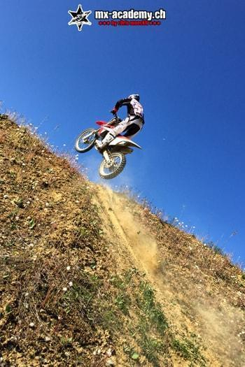 Downhill fahren mal anders rum - MX-Academy