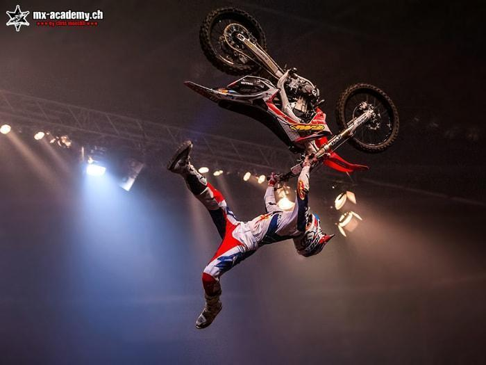 FMX Motocross Freestyle