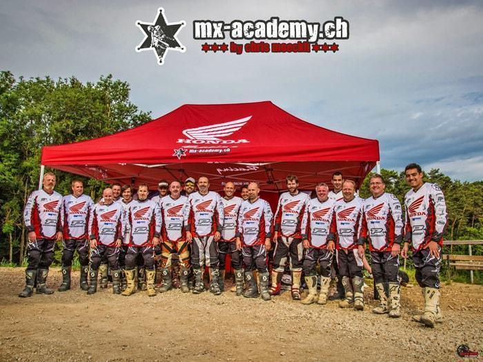 Firmenevent Schweiz in der MX-Academy