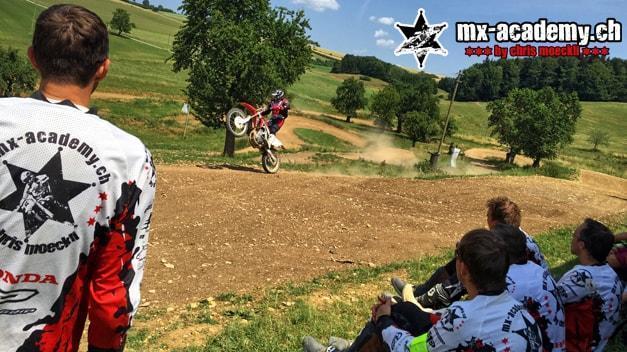 Firmenevent - Motocross fahren als Firmenevent