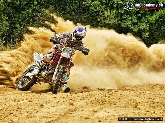 Motocross Frauenfeld - Chris Moeckli