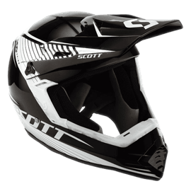 Motocross Helm Scott