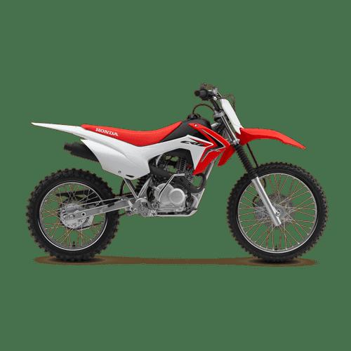 Motocross Motorrad CRF125