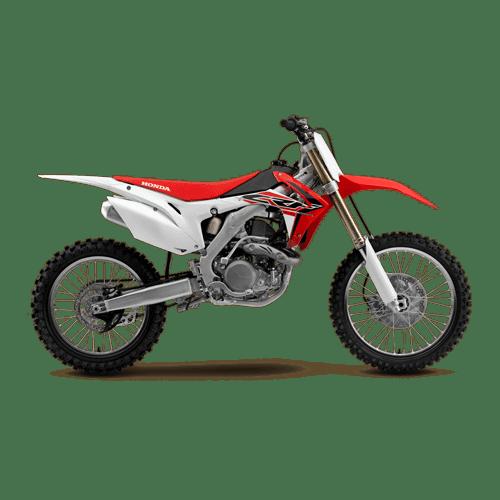 Motocross Motorrad CRF450
