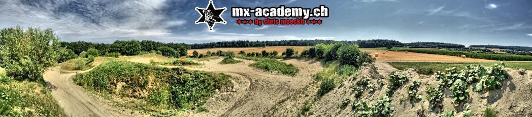 Motocross Strecke Schlatt - hinten