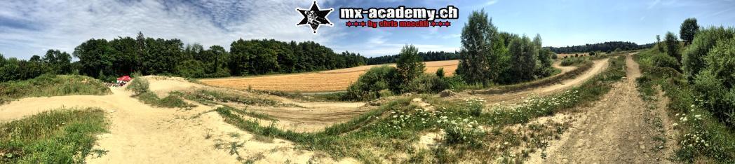 Motocross Strecke Schlatt - vorne