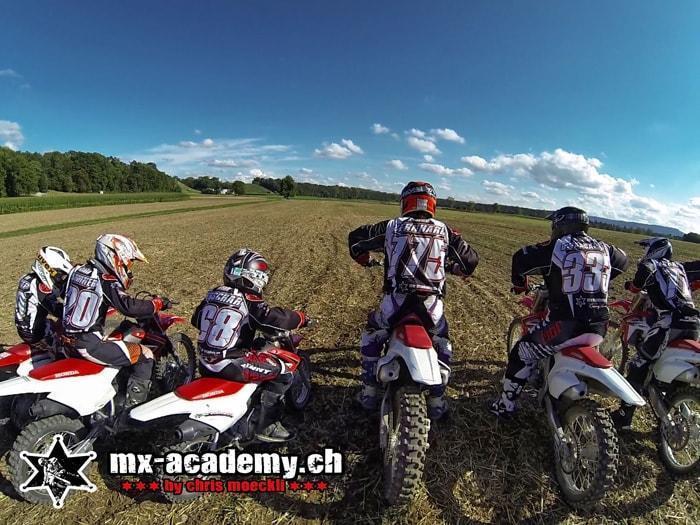 Motocross Team Schweiz bist Du Startbereit