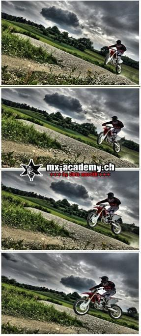 Motocross Training Schweiz mit Chris Moeckli