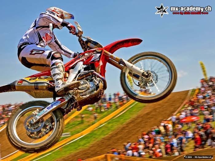 Motocross Wohlen Zielsprung