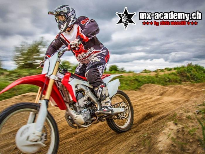 Motorsport Weekend in der MX-Academy