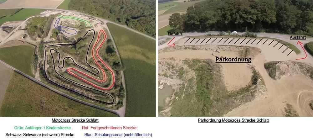 Motocross Schlatt Beschreibung