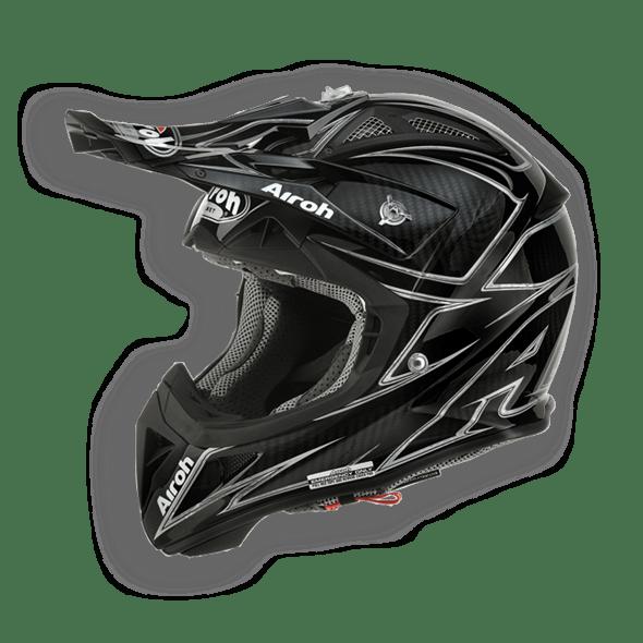 Weihnachtsgeschenk MX-Enduro-Helm