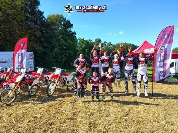 association de motocross MX Academy