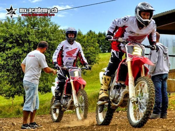 cours d initiation au motocross