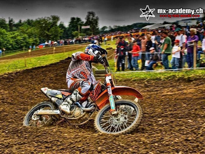 Motocross races like Wohlen and Muri