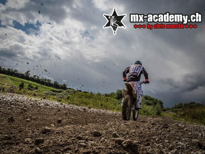 Motocross taster course Switzerland