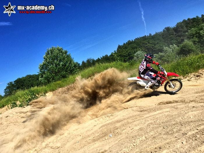Motocross taster course with Chris Moeckli