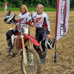women Motocross