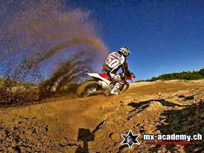 Motorrad Schweiz- Sand fahren lernen mit Chris Moeckli dem 2 fachen Europameister im MX