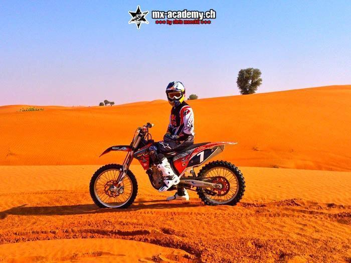 Off-road Dubai with MX-Academy Switzerland