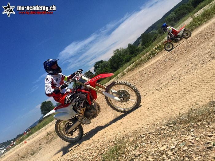 SportXXX Schweiz in der MX-Academy