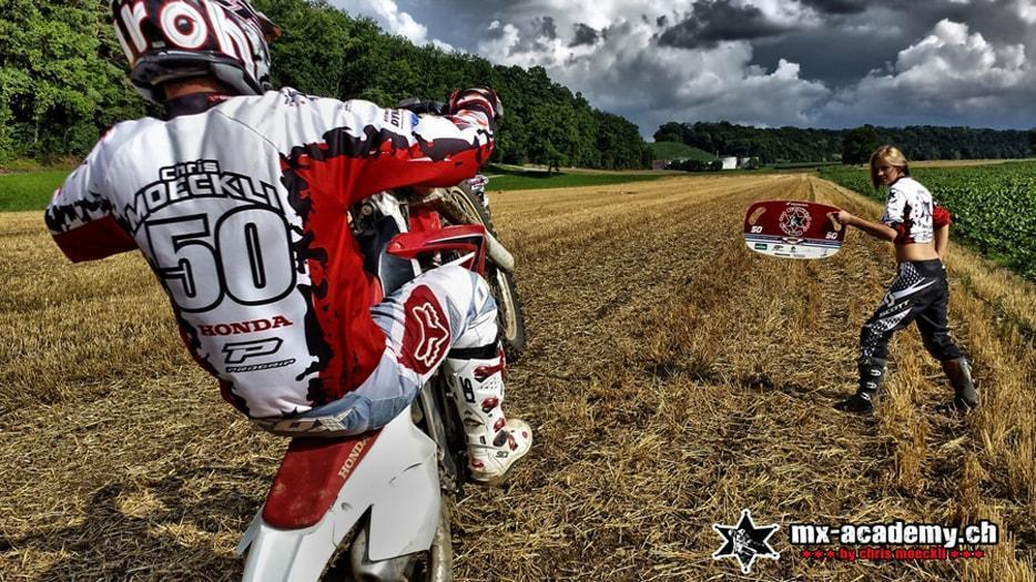 SportXXX Schweiz fahren lernen vom 2 fachen Europameister Chris Moeckli